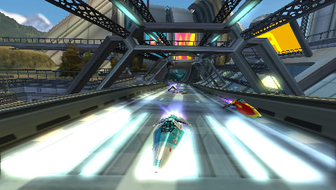 Wipeout Pulse Dlc