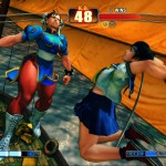 Street Fighter IV - Going Down.