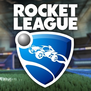 Rocket League Box Art Logo