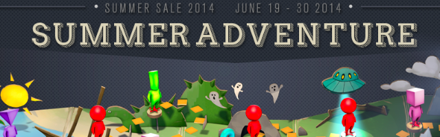 Checkpoint - Steam Summer Sale 2014 Edition