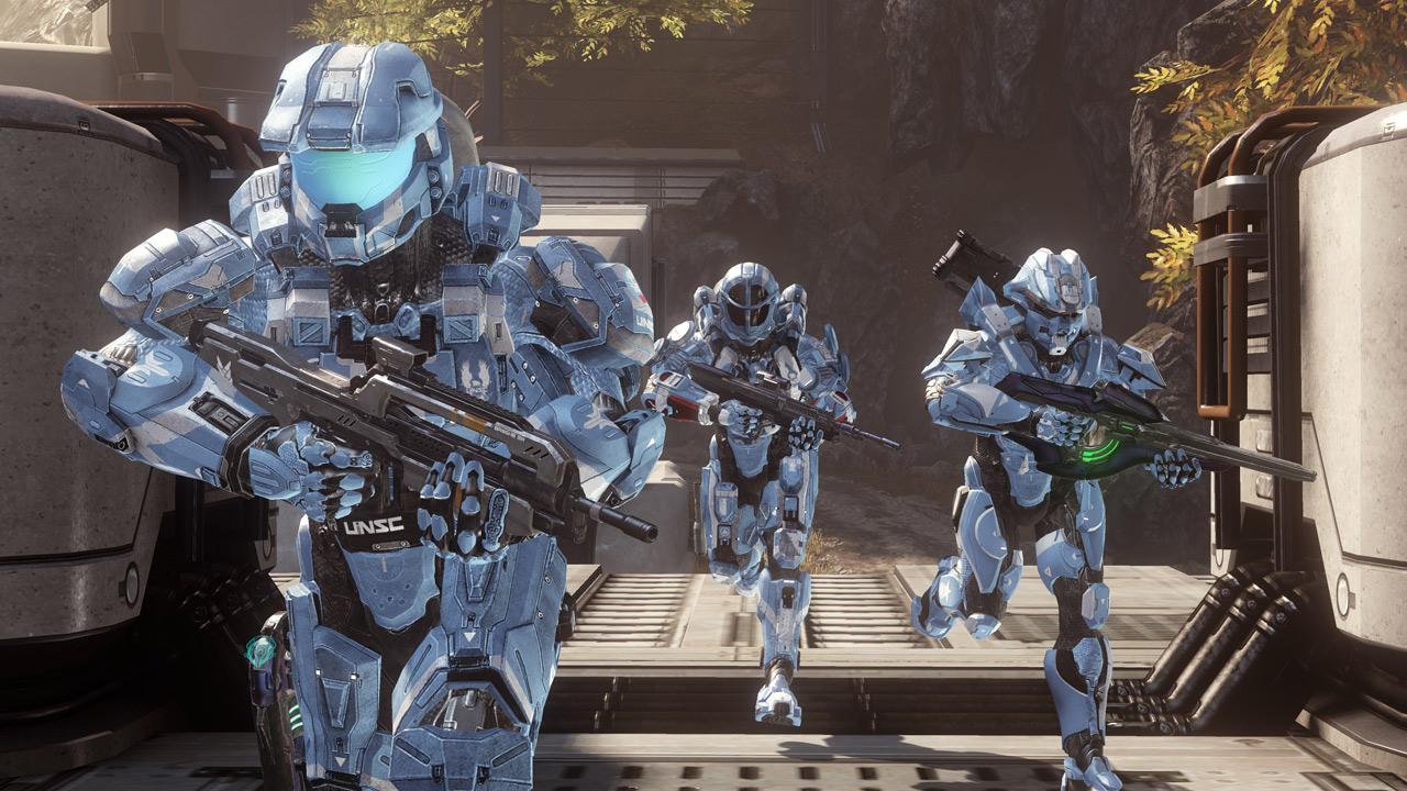 Halo 4 - Blue team