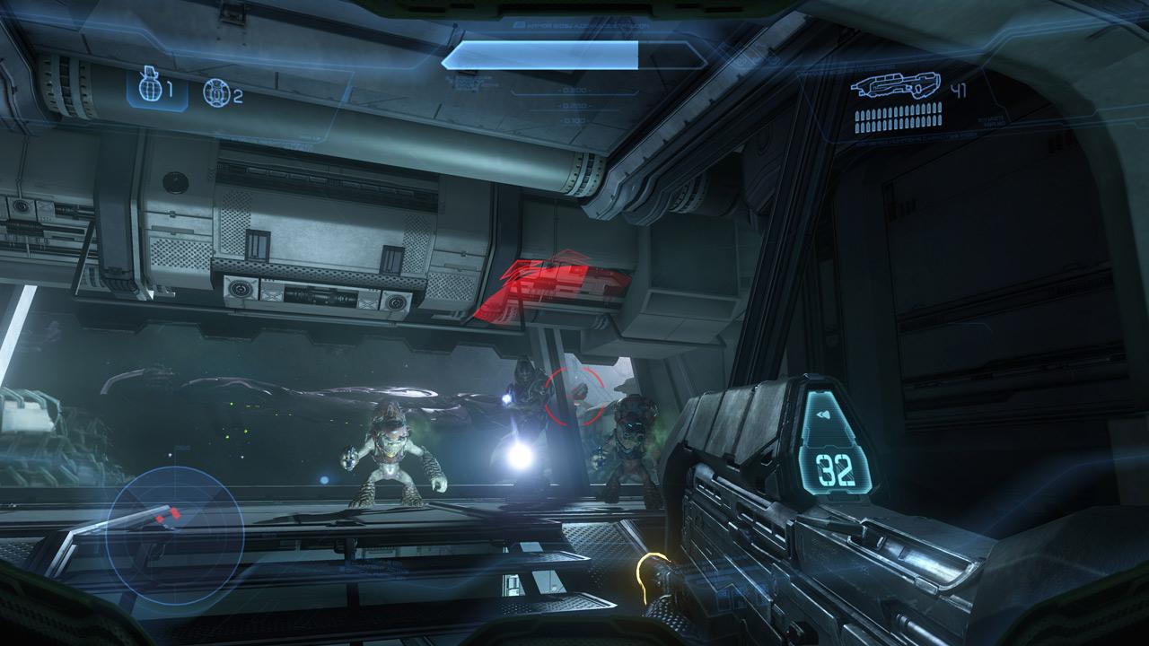 Halo 4 - Familiar faces