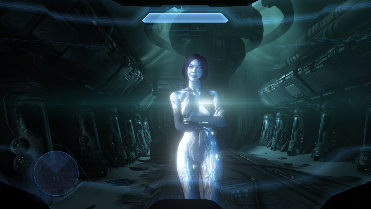 Halo 4 - The new Cortana