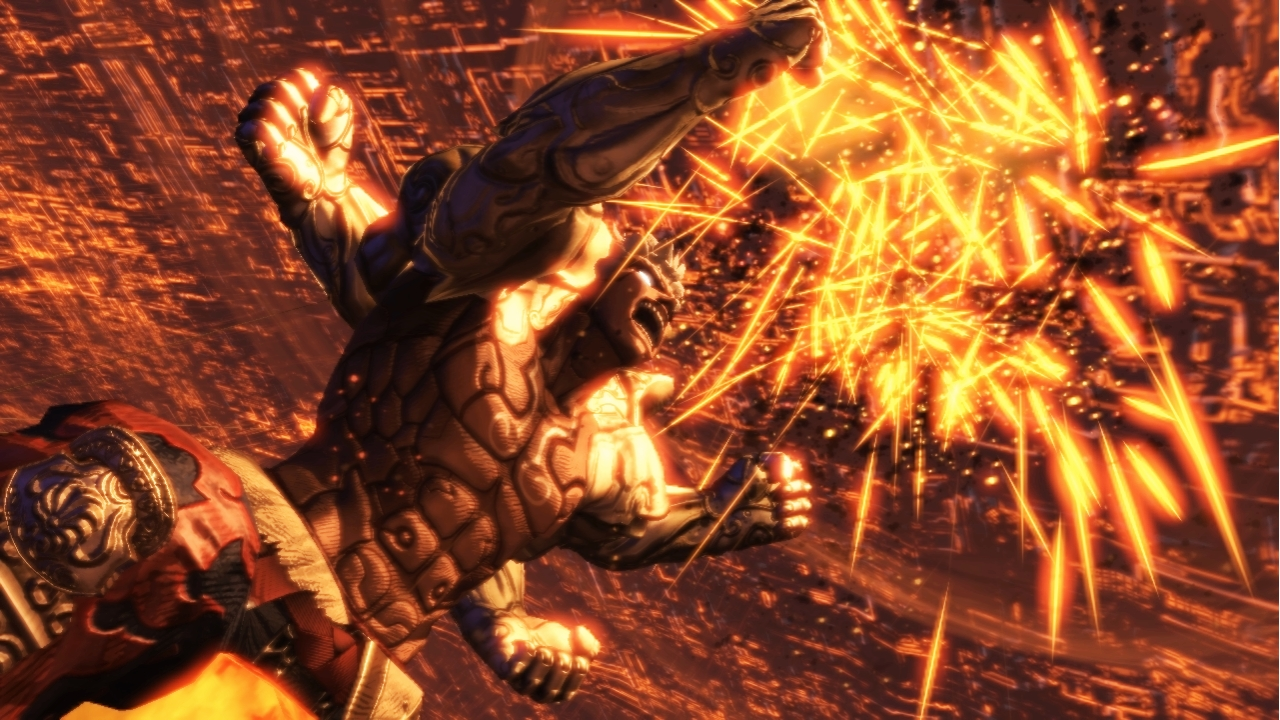 Asura's Wrath - Six arms are better than two