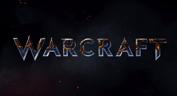 Warcraft Movie Title Card