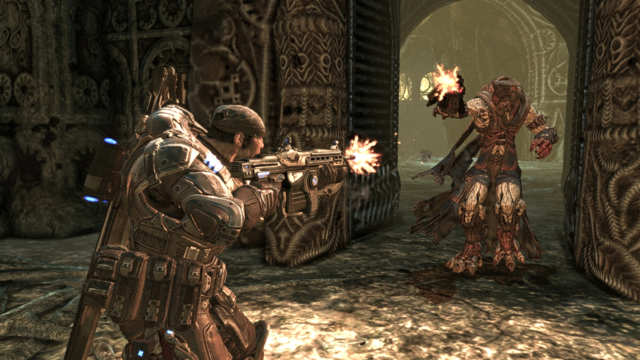 Gears of War 2 (2008)