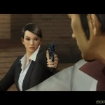 Yakuza 2 - She's known as the Yakuza Eater. Don't ask.