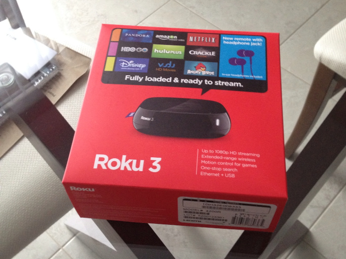 """how do i hook up a roku 3 Select """"search"""" from the pull-down menu to do a snappy roku search to find exactly what you want to watch simply search the name of a movie, tv show, actor or ."""
