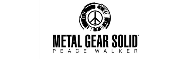 Metal Gear Solid - Peace Walker Logo