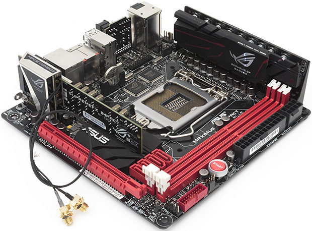 ASUS ROG Maximus VI Mini-ITX